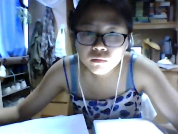 Chinese girl hacked webcam