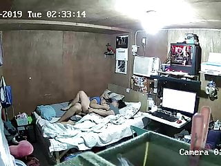 Chinese couple having fun 2