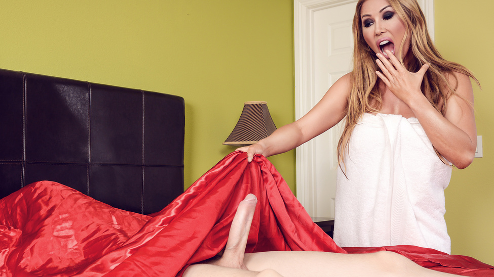 Kianna Dior & Jordi El NiГ±o Polla in Theres A Jordi In My Bed - Brazzers
