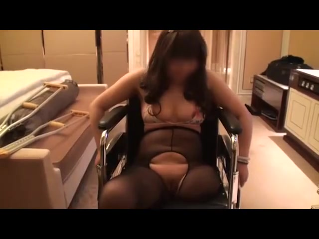 Chinese sexy amputee