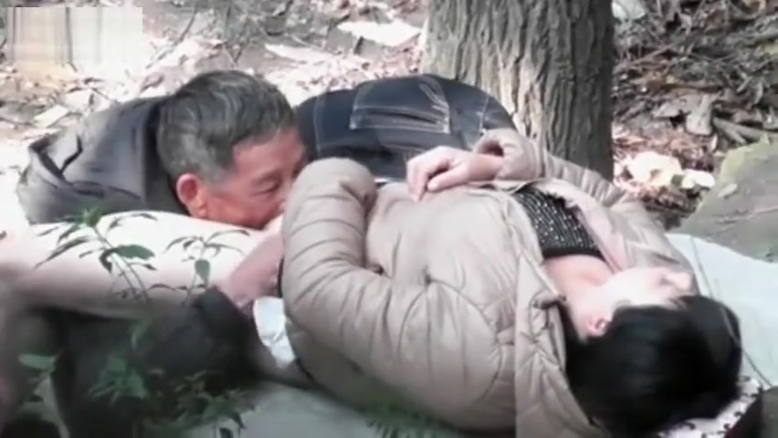 Chinese Daddy Forest 11